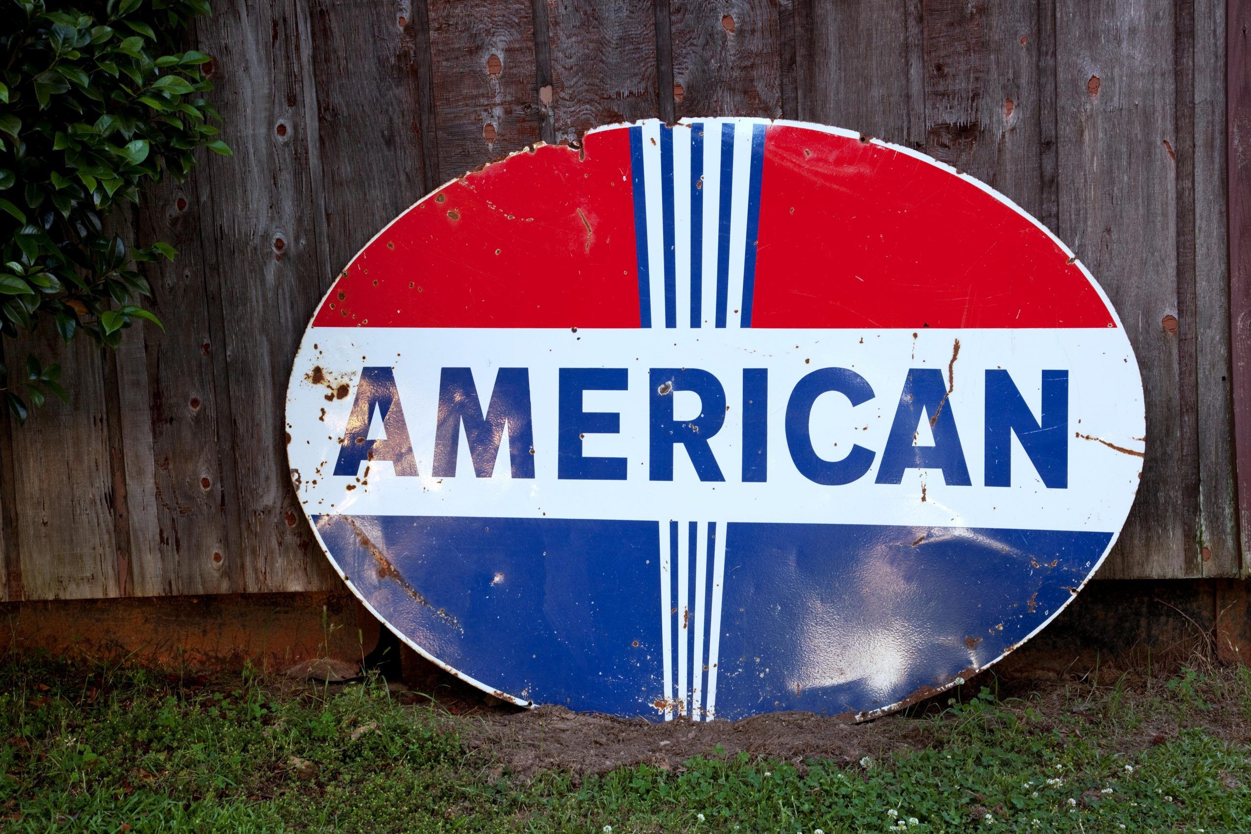 american-oval-signage-221327